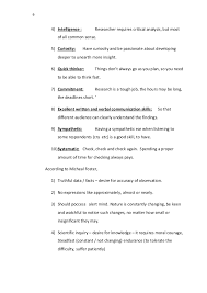 Education In Resume Sample by Research Methodology Notes