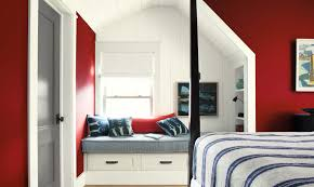 What Is An Accent Wall 2018 Colour Trends Caliente Af 290 Benjamin Moore