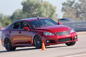 lexus service records by vin i8ambr sets likely private owner lexus is f track day world record