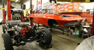 corvette stingray restoration specialists mississauga ontario canada