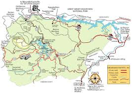graham county trails lakes tail dragon maps