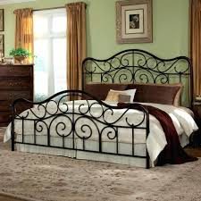 metal headboards for double bed 2017 including interior design