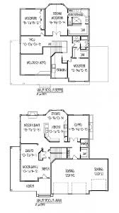2 story modern house plans house plan splendid ideas 2 story cottage house plans 9