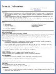sample resume fresh graduate medical technologist resume ixiplay