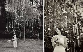 Wedding Trees How To Throw A Backyard Wedding Decor Green Wedding Shoes