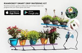 amazon com rainrobot sc6400 smart irrigation controller smart