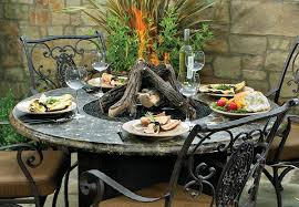dining table ideas for small spaces outdoor fire pit ideas