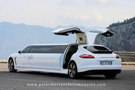 porsche panamera limo matrimonio in porsche porsche panamera limousine limousine