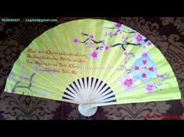 silk fans how to make silk fans handy craft