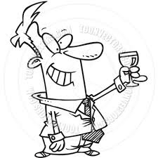 cartoon wine glass cheers cheers wine clipart images