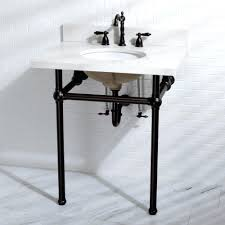 Bathroom Console Sinks Toto Lloyd Metal Console Sink Kitchen Toto Console Sink