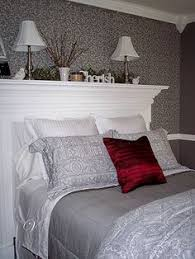 Headboard Made From A Door 18 Beautiful Bedrooms That Inspire Home Decor Ideas Bedrooms