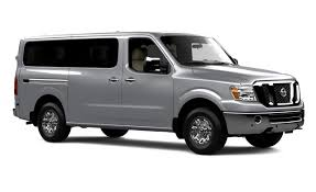 2016 nissan nv2500 nissan reveals 2012 nv3500 hd passenger van it carries up to 12