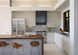 fascinating l shaped kitchen design with small mdf island also