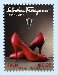 salvatore ferragamo stamp issued u2013 wwd