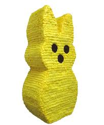 easter bunny candy easter yellow bunny candy pinata custom party pinatas pinatas