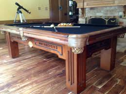 Pool Table Olhausen by Olhausen Harley Davidson Pool Table For Sale In Houston Tx