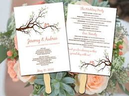 Diy Wedding Ceremony Program The 25 Best Diy Wedding Program Fans Ideas On Pinterest Fan