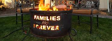 custom fire rings images Personalized firepits by native designs firepits for any occasion jpg