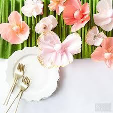 diy paper flowers template