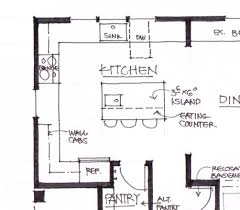 kitchen island clearance kitchen recommended clearance around kitchen island space unit