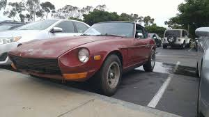 1974 nissan 260z datseriesone 1970 datsun 240z for sale in san diego for only