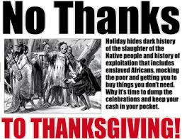vegans boycotting thanksgenocide institute for critical animal