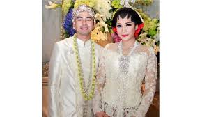 wedding dress nagita slavina 4 gaya kebaya pernikahan nagita slavina lifestyle liputan6