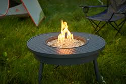 Portable Gas Firepit New Portable Gas Pit From The Outdoor Greatroom Company