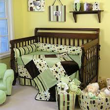 Yellow Crib Bedding Set Baby Boy Crib Bedding Be Equipped Cot Sets Bumper Set Nursery