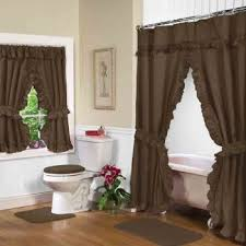 Bathroom Window Valance Ideas 30 Best Shower Curtains Matching Window Treatments U003d Perfect Pair