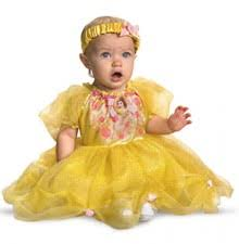 Infant Girls Halloween Costumes Belle Ballerina Halloween Costume Infant Size 12 18 Months