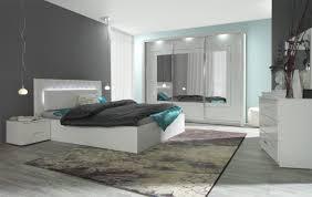 Schlafzimmer Komplett Online Komplett Schlafzimmer Panarea In Hochglanz Weiß Mit Spiegel Und