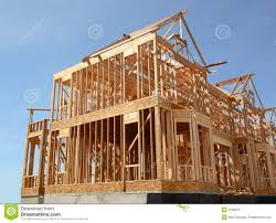 Pictures Of A Frame Houses by House Under Construction Royalty Free Stock Photo Image 2306615