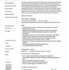 medical assistant resume with no experience resume format with