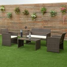 Patio And Outdoor Furniture Rattan Patio Furniture Outdoor Seating Dining For Less
