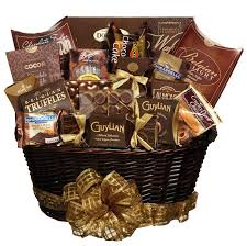 chocolate baskets danielle s rockaway florist shop here for fruit and gourmet gift