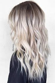 hombre style hair color for 46 year old women 40 platinum blonde hair shades and highlights for 2018 hair