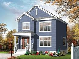 starter home plans small home plans two house plan fits narrow lot architecture