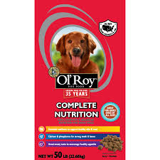 printable ol roy dog food coupons coupons for ol roy complete nutrition dog food 50 lb
