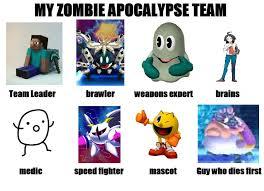 Pacman Meme - zombie apocolypse meme by smashwaffle on deviantart