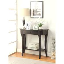 front hall table and mirror entry with narrow entryway mirrored