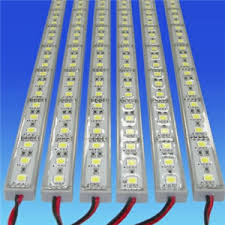 Outdoor Led Light Strips Led Rigid Strip Light Bars Waterproof Led Light Strips