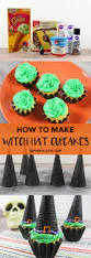 halloween witch hat cupcakes confessions of a mommyaholic