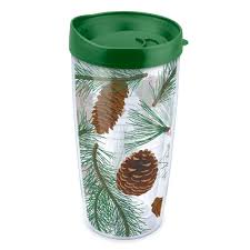 cl l home depot pine cones and bows 16 oz tumbler 02 pcb cl l the home depot
