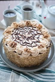 chocolate kiev cake chocolate walnuts meringue u0026 dulce de leche