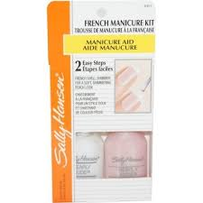buy sally hansen french manicure kit for women nearly 2289