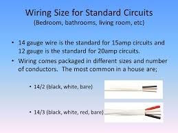home electrical wiring types of receptacles and wiring them for