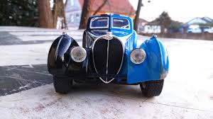 bugatti type 1 bugatti type 57 atlantic 1 24 bburago youtube