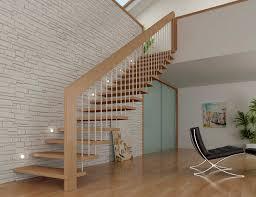 gerade treppe gerade treppe holzstufen holzrahmen ohne setzstufe airen